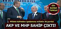 MİLLETİN VEKİLİ MİLLETE KÜFÜRE 'EYVALLAH' DEDİ!