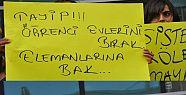 ÖĞRENCİ EVLERİNİ BIRAK REKTÖR'E BAK!