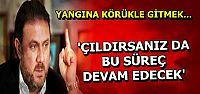 'ÖLECEKSEK ADAM GİBİ ÖLELİM'