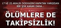 ÖLÜMLERE DE TAKİPSİZLİK...