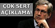 ORHAN PAMUK'TAN SERT Mİ SERT AÇIKLAMA