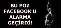 ÖYLE BİR POZ VERDİ Kİ...