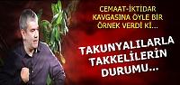 ÖZDİL'DEN O ÇEKİŞMEYE İLGİNÇ ÖRNEK!