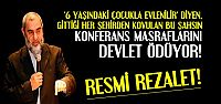 PEDOFİLİCİNİN MASRAFLARI DEVLETTEN...