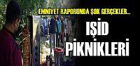 PİKNİKLE ELEMAN TOPLAMIŞLAR...