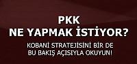 PKK NE YAPMAK İSTİYOR?
