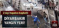 POLİS İZİN VERMEDİ, ORTALIK KARIŞTI...