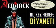 REDHACK, DİYANETİ HACKLEDİ VE...