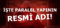 RESMİ ADI BELLİ OLDU...