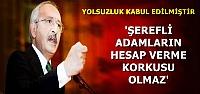 'ŞEREFLİYSEN KORKMAZSIN'