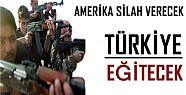 'SİLAH' AMERİKA'DAN 'EĞİTİM' TÜRKİYE'DEN...