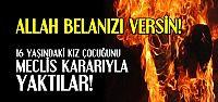 SIRF ARKADAŞINA YARDIM ETTİ DİYE...