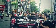 SİVAS'TA 'ANTİ KAPİTALİST' ANMA!