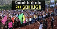 SONUNDA BU DA OLDU! PKK ŞEHİTLİĞİ...