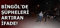 ŞÜPHELERİ ARTIRAN İFADE...
