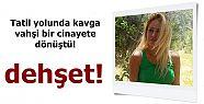 TATİL YOLUNDA DEHŞET!