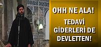 TEDAVİ GİDERLERİ DE DEVLETTEN...