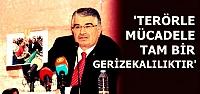 'TERÖRLE MÜCADELE GERİZEKALILIKTIR'