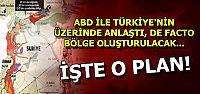 TÜRKİYE-ABD ANLAŞTI...
