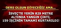 TÜRKİYE'DE ACI.. ONLAR DA SEVİNÇ..