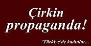'TÜRKİYE'DE KADINLAR...'