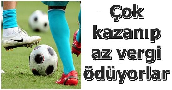 TRİLYONLARI KAZAN MEMURDAN BİLE AZ VERGİ VER...