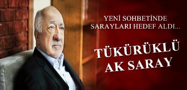 'TÜKÜRÜKLÜ AK SARAY'