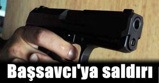 TUNCELİ'DE BAŞSAVCI'YI VURDULAR...