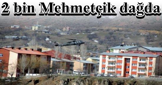 TUNCELİ'DE DEV OPERASYON!