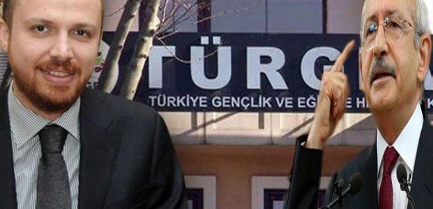 'TÜRGEV RÜŞVETİN MERKEZİDİR'