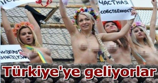 """""""TÜRK KIZLARINA AYIP EDİYORSUNUZ"""""""