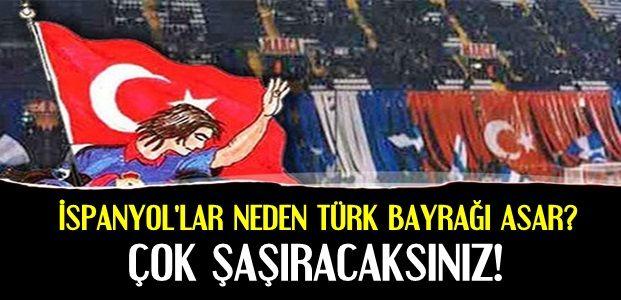 'TÜRK OLMAK GURURDUR ÇÜNKÜ...'