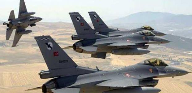 TÜRKİYE IŞİD'İ VURDU...