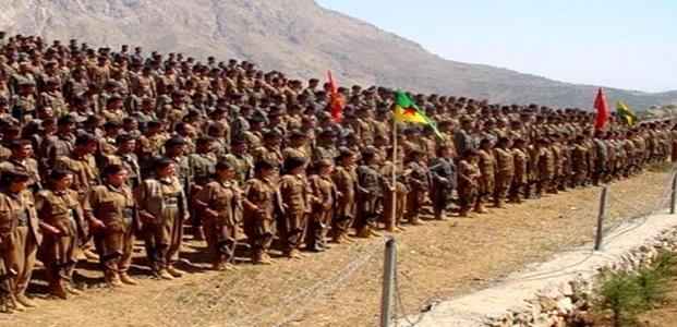 'TÜRKİYE, PKK'YA SİLAH VERSİN'