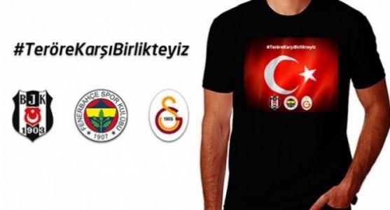 ÜÇ BÜYÜKLERDEN 'BİRLİK' MESAJI...