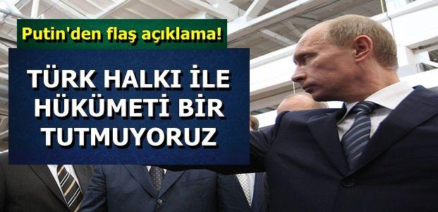 ULUSA SESLENİŞTE TÜRKİYE VURGUSU...