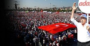 DÜNYA 'ADALET MİTİNGİNİ' BÖYLE GÖRDÜ!