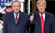 Trump-Erdoğan Görüşmesi Sona Erdi!