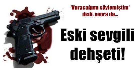 'VURACAĞIM SENİ' DEDİ, GELDİ VE...