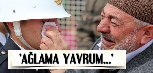'YAVRUM ÜŞÜR, BENİ DE ONUN YANINA KOYUN'