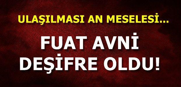 YERİ TESPİT EDİLDİ...