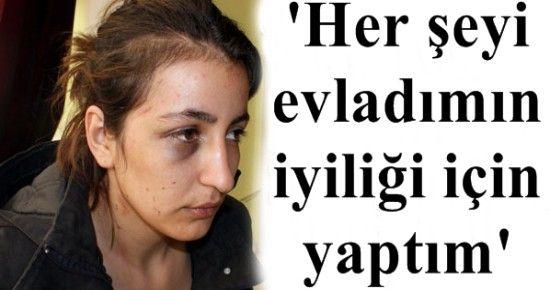 'YİNE O DOKTORLA BULUŞMAYA GİDECEKTİ'
