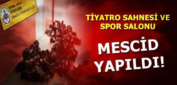 ZİLLER DE NAMAZ SAATİNE GÖRE AYARLANDI!
