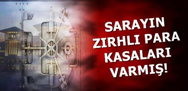 ZIRHLI PARA KASALARI DA VARMIŞ!
