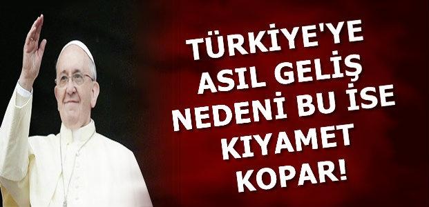 ZİYARET ÖNCESİ ŞOK İDDİA!