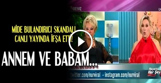 ANNEM BABAMI BABAM DA ANNEMİ...