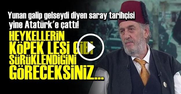 ERDOĞAN'IN TARİHÇİSİ YİNE ATA'YA ÇATTI!..