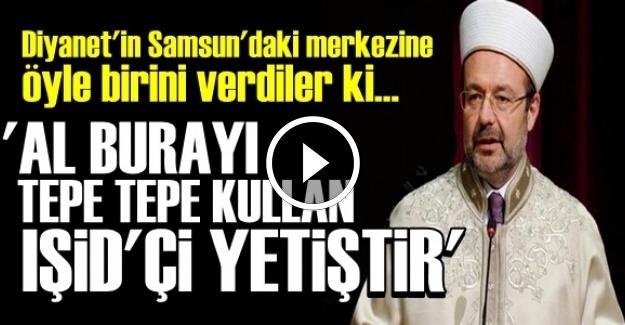 DİYANET'TEN 'PES' DEDİRTEN GÖREVLENDİRME!..