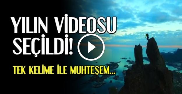 YILIN VİDEOSU SEÇİLDİ...