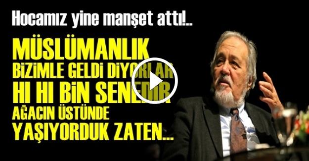 SALONU KIRDI GEÇİRDİ!..